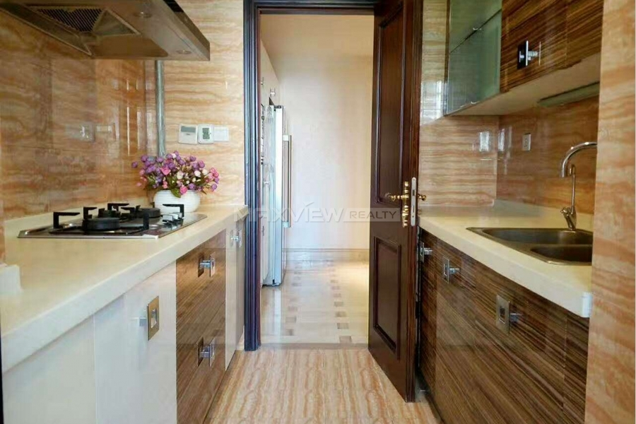 Apartment Beijing rent CBD Private Castle 3bedroom 278sqm ¥36,000 BJ0002733