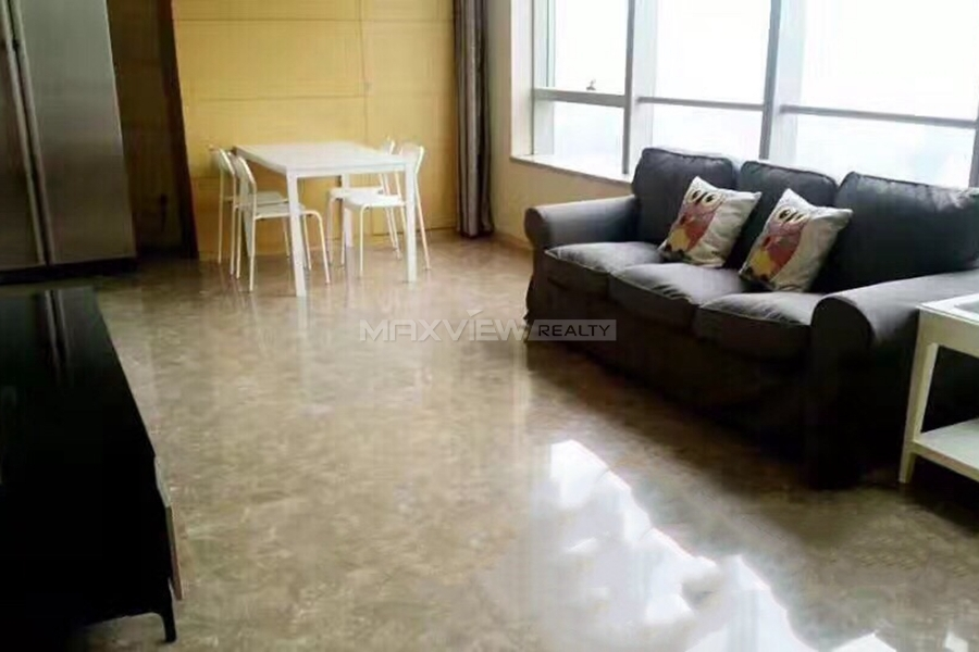 Apartment Beijing rent  Centrium Residence 1bedroom 113sqm ¥24,000 BJ0002762
