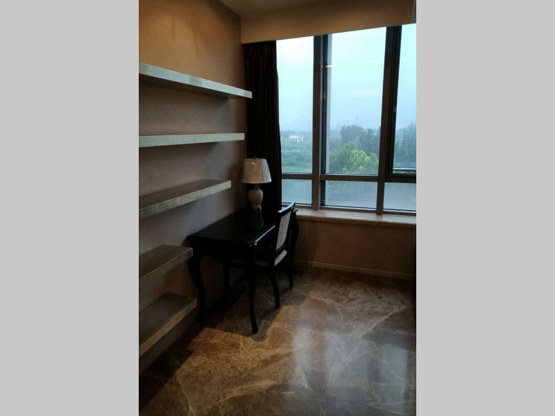 Apartment Beijing  No.8 XiaoYunLi 1bedroom 96sqm ¥13,000 BJ0002780