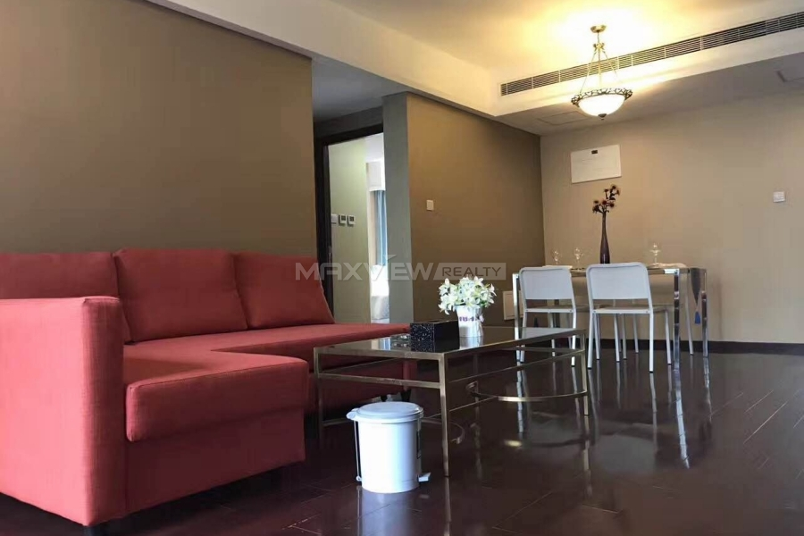 Apartment rent in Beijing Gemdale International Garden