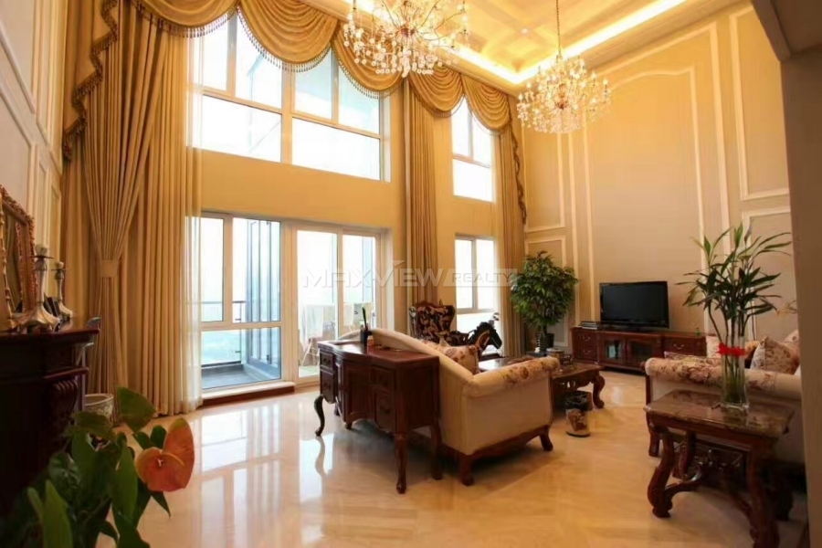 Apartment Beijing rent Greenlake Place