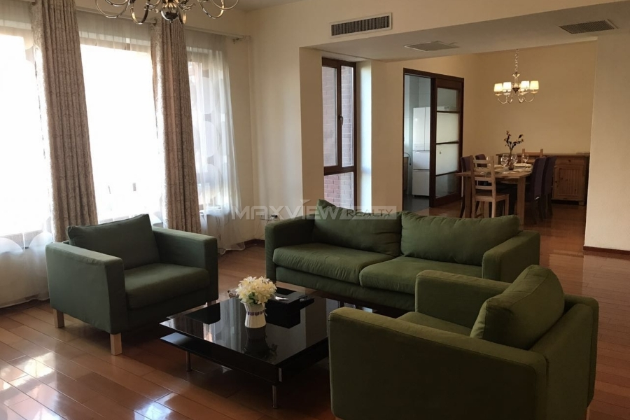Apartment rent for Beijing Blue Castle International  3bedroom 180sqm ¥21,000 BJ0002816