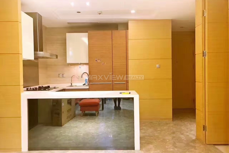 Beijing apartments for rent Centrium Residence 1bedroom 85sqm ¥18,000 BJ0002813