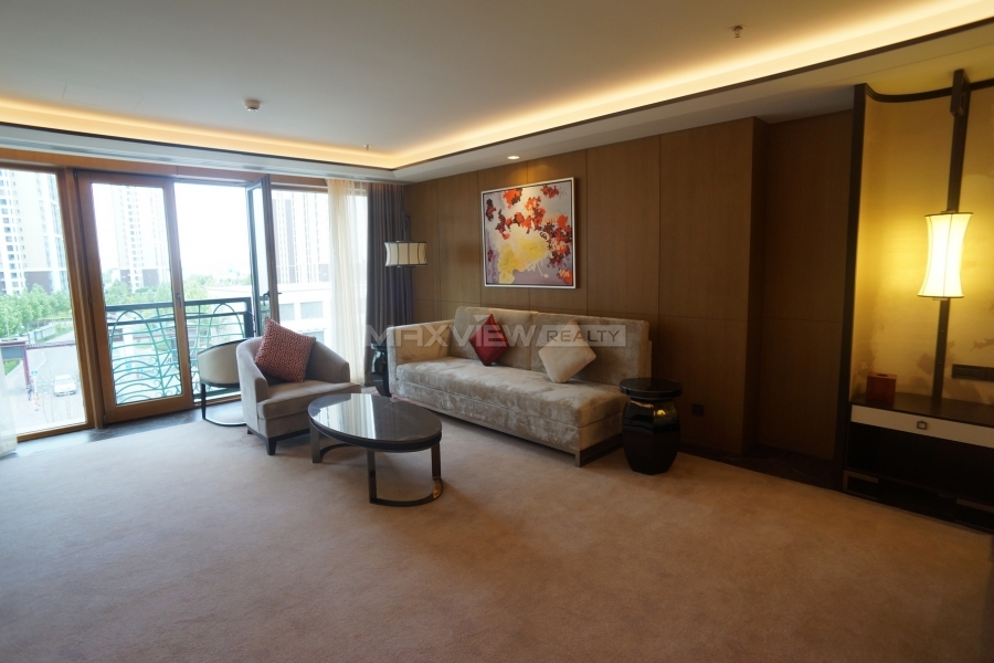 Apartment Beijing rent Ascott Riverside Garden