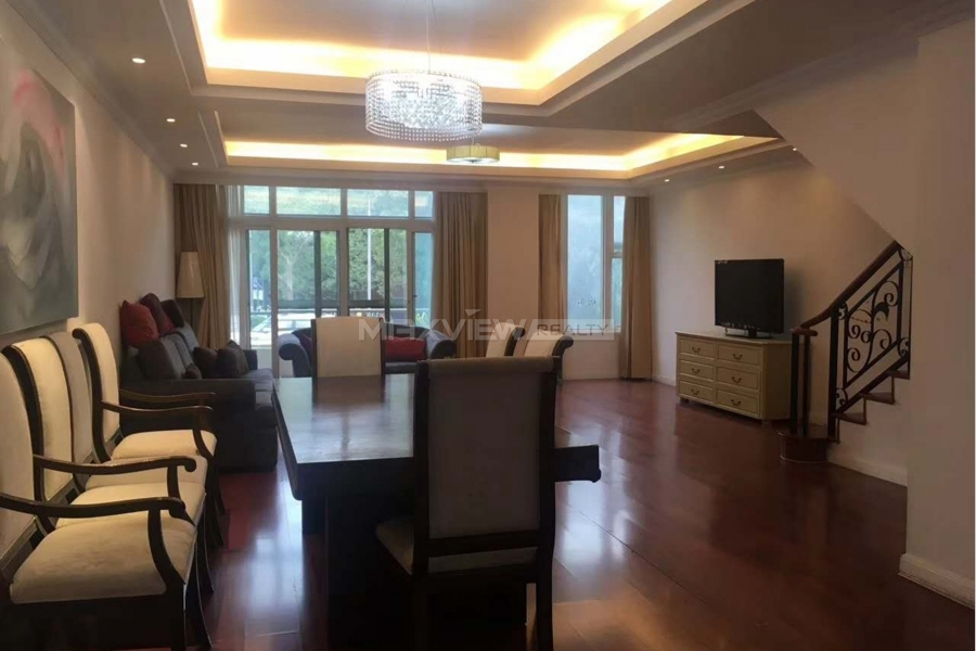 Beijing Riviera 3bedroom 208sqm ¥38,000 BJ0002934