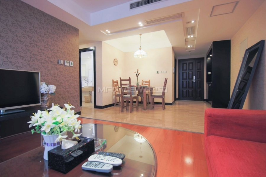 CBD Private Castle 1bedroom 80sqm ¥13,000 BJ0002958