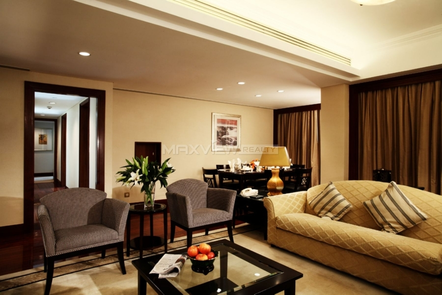 St. Regis Residence 4bedroom 169sqm ¥79,000 BJ0002954