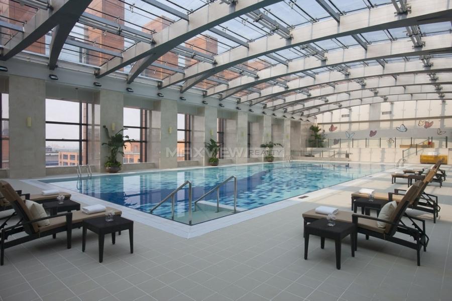 Beijing Marriott Executive Apartments 北京万豪行政公寓