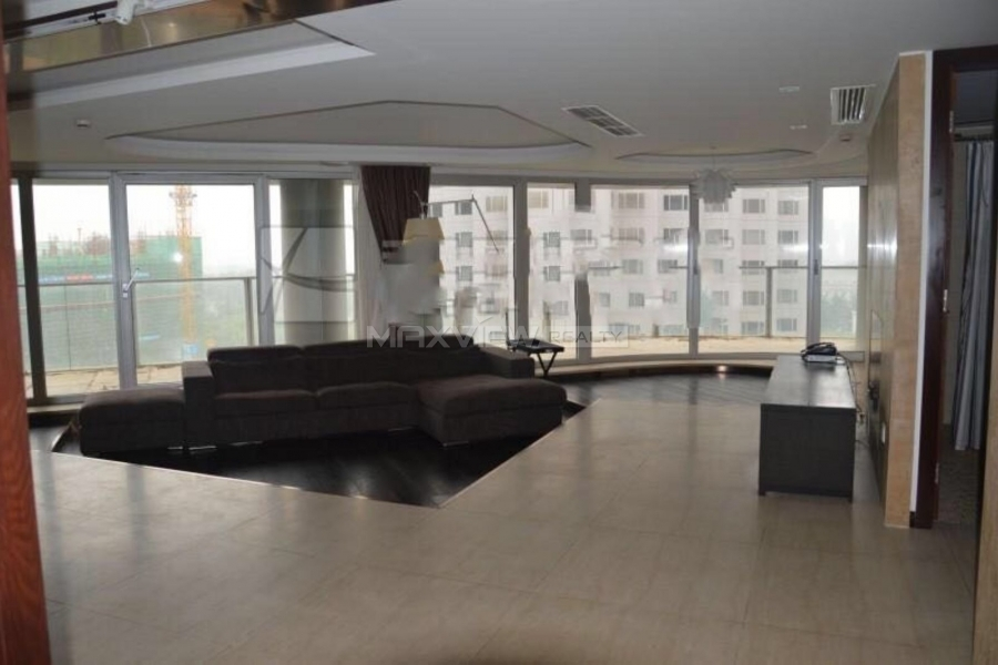 Beijing SOHO Residence 3bedroom 291sqm ¥45,000 BJ0002996