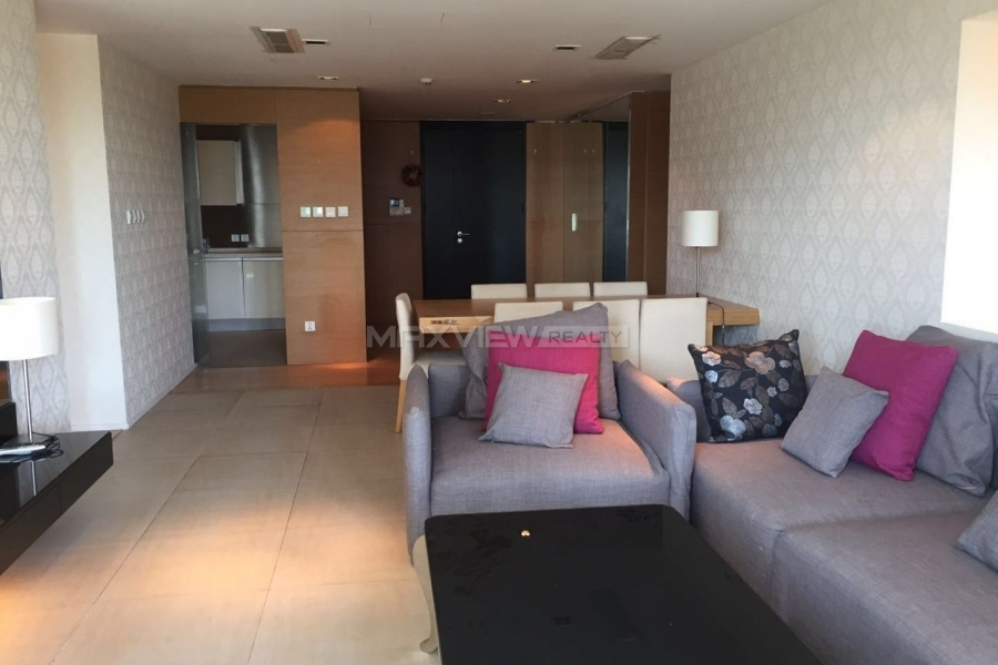 Beijing SOHO Residence 2bedroom 220sqm ¥35,000 BJ0002995