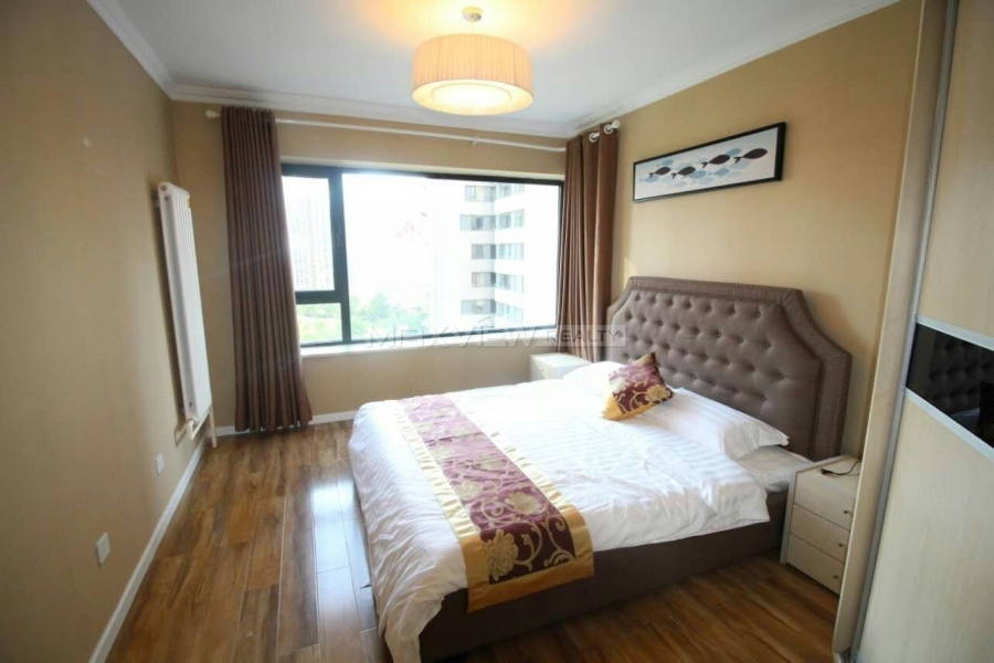 Yangguang100 international apartment 2bedroom 110sqm ¥17,000 BJ0003031