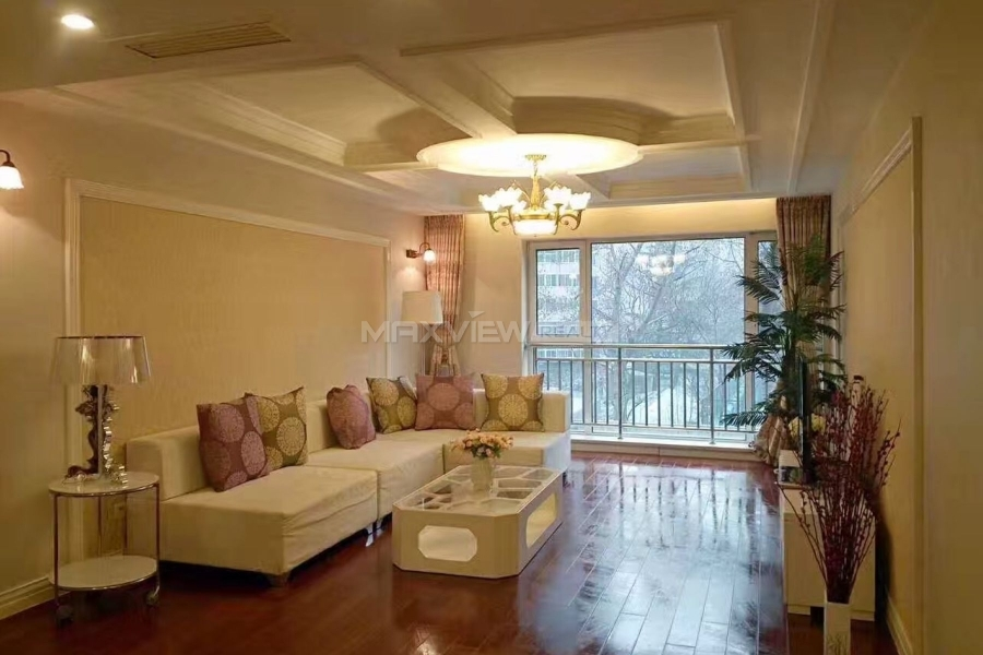 CBD Private Castle 2bedroom 159sqm ¥20,000 BJ0003168
