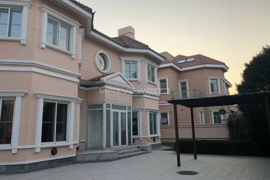 Beijing Riviera 5bedroom 560sqm ¥70,000 BJ0003206