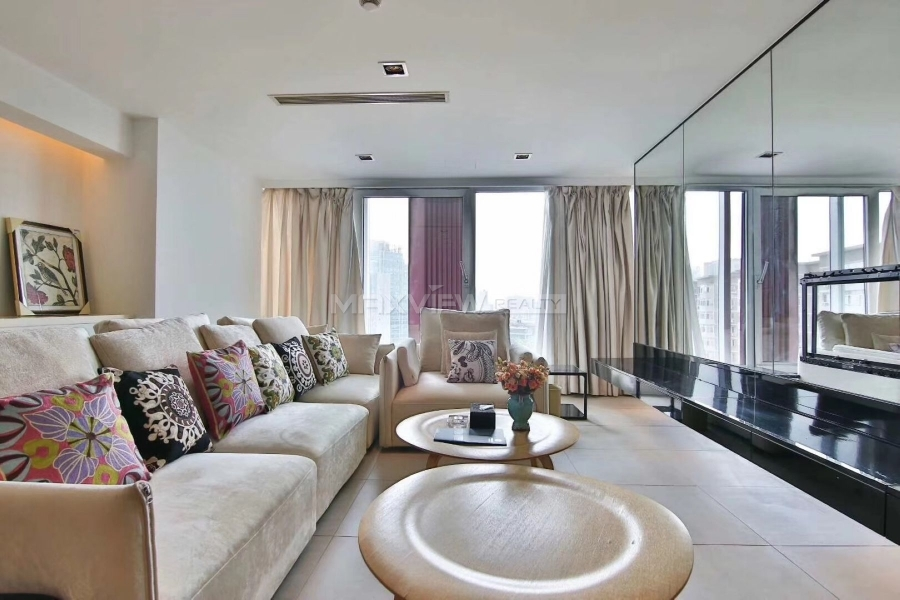 Beijing SOHO Residence 2bedroom 220sqm ¥35,000 BJ0003215
