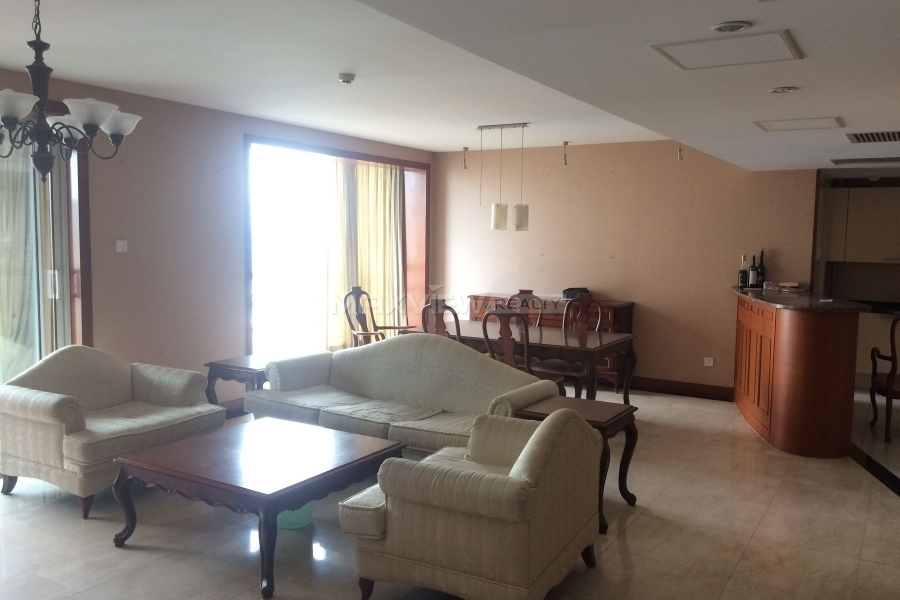 Guangcai International Apartment 3bedroom 217sqm ¥28,000 BJ0003220