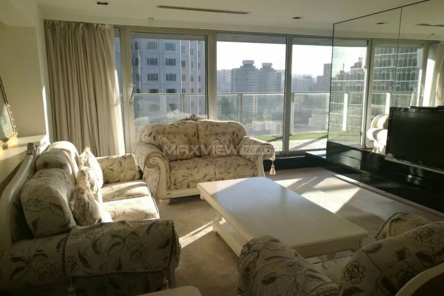 Beijing SOHO Residence 2bedroom 220sqm ¥35,000 BJ0003270