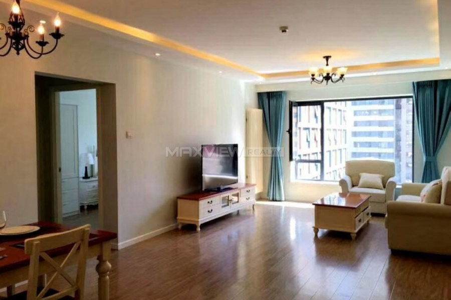 Yangguang100 international apartment 2bedroom 107sqm ¥17,000 BJ0003294