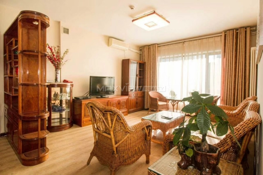 Yangguang100 international apartment 2bedroom 107sqm ¥17,000 BJ0003293
