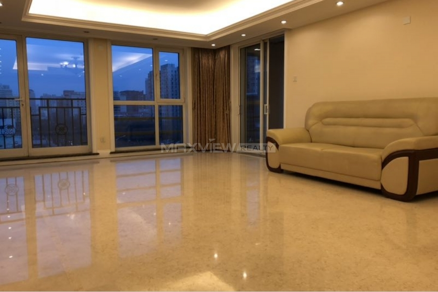 Guangcai International Apartment 4bedroom 272sqm ¥36,000 BJ0003383
