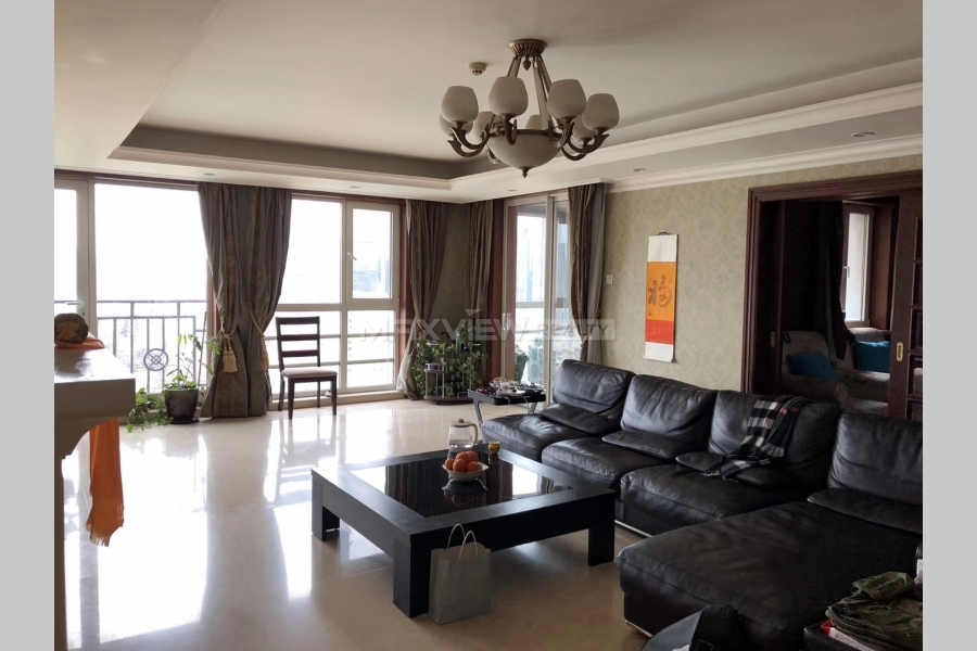 Guangcai International Apartment 4bedroom 272sqm ¥36,000 BJ0003413