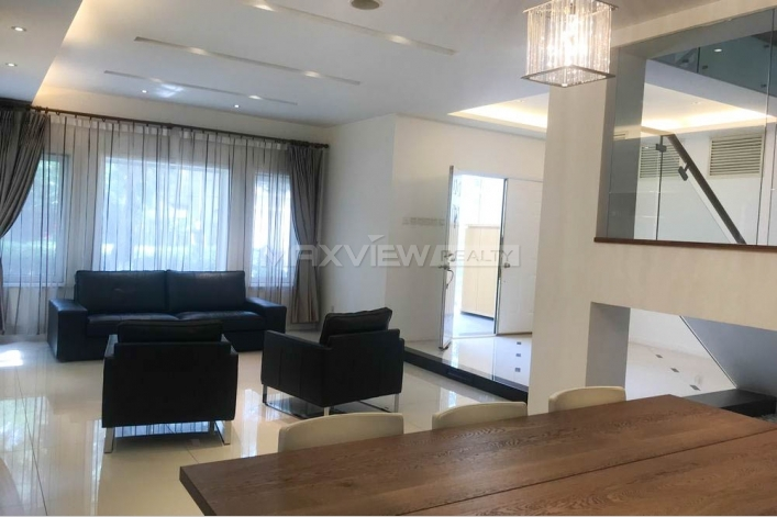 Beijing Riviera 4bedroom 500sqm ¥65,000 PRS489