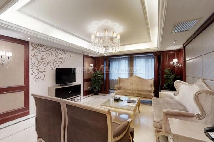 北京山水铂宫公寓