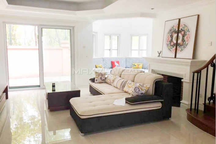 Beijing Riviera 4bedroom 300sqm ¥52,000 PRS2065