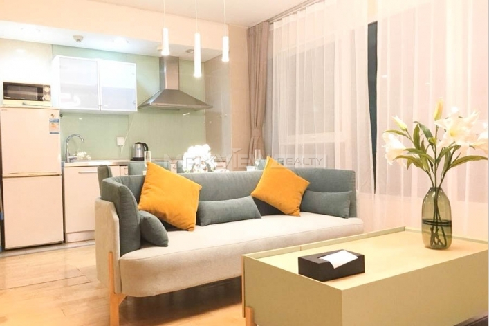 China Central Place 1bedroom 65sqm ¥15,000 BJ0004475