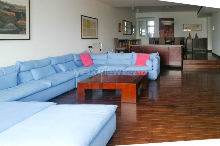 Park Apartments 4bedroom 245sqm ¥45,000 BJ0005181