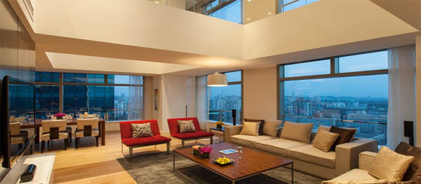 5 Reasons to Choose a Serviced Apartment