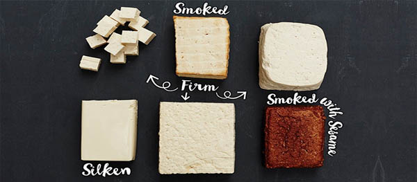 All You Need to Know about Tofu Varieties