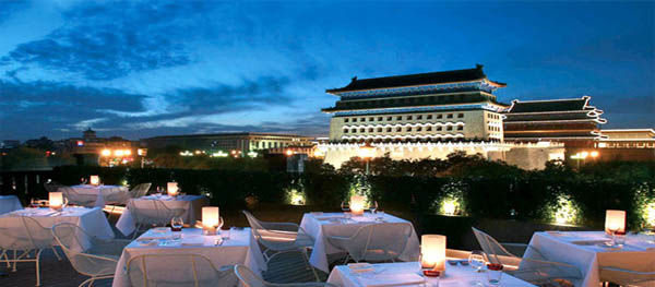 Beijing al fresco: Casual and formal dining