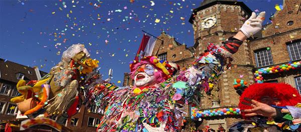 Cologne Carnival in BEIJING