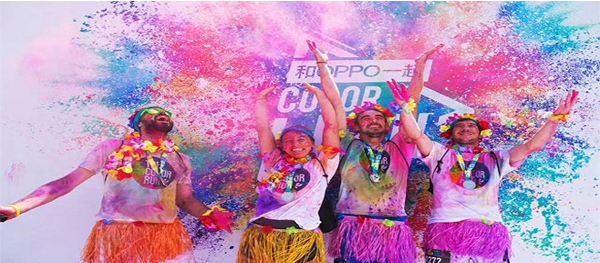 Color Run is back!