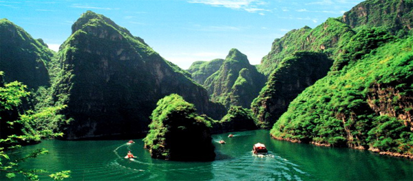 Day Trip Series 2 Visit the Picturesque Longqing Gorge