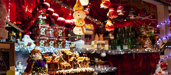 Christmas Bazaar, Fair, Market in Beijing!
