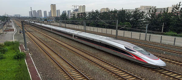Beijing ⇌Hangzhou Only Takes 4 Hours by High Speed Railway
