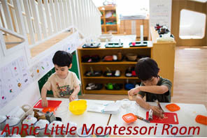 AnRic Little Montessori Room